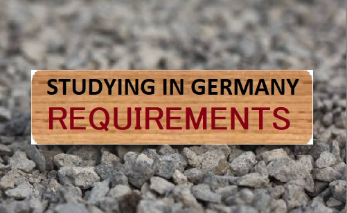 Requirements to study in Germany - KGCEN: Kenya Germany